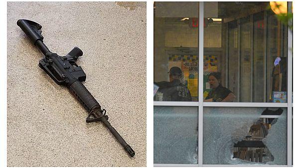 مردی که مهاجم رستوران شهر نشویل را خلع سلاح کرد: میخواستم زنده بمانم