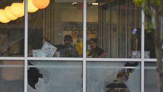 ABD'de çıplak saldırgan 4 kişiyi öldürdü