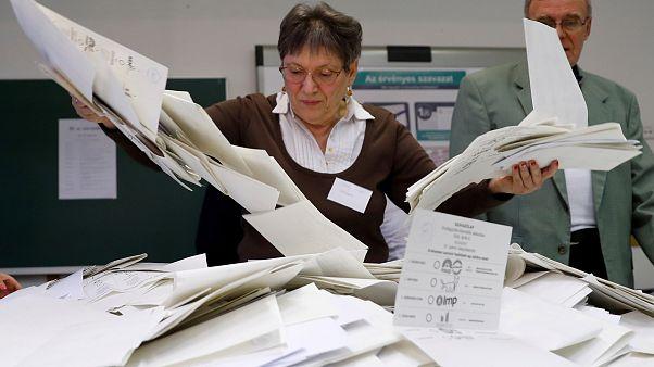 Egyetlen szavazókörben sem lesz újraszámlálás