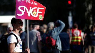 Mehr als 3 Monate: Streik in Frankreich noch in den Sommerferien?