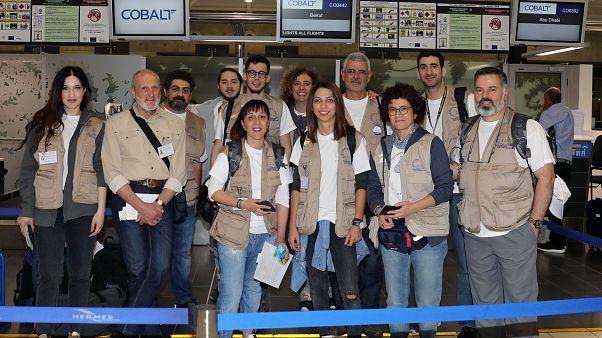 Οι «Εθελοντές Γιατροί – Κύπρος» στους πρόσφυγες Ροχίνγκια