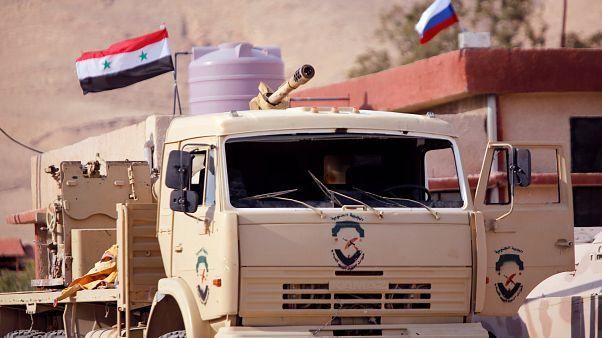 Forças de al-Assad lutam pela região de Damasco