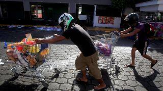 Ortega revoga polémica lei da segurança social