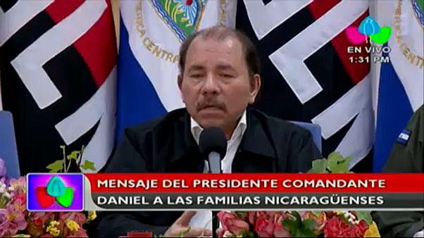 Ortega meghátrált