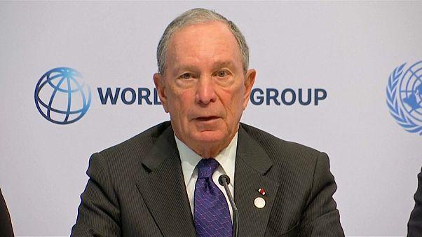 Bloomberg'den İklim Anlaşması'na 4.5 milyon dolarlık katkı
