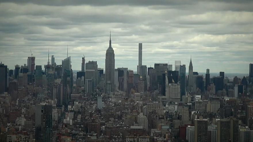 Французы в Нью-Йорке - о визите Макрона