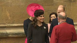 Герцогиня Кейт родила сына