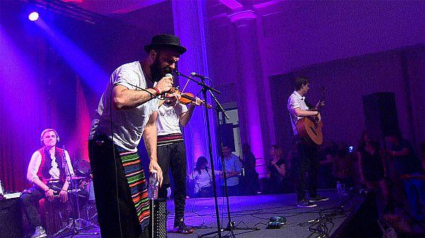 """مهرجان البلقان ترافيك يرفع تحدي جديد من خلال موسيقى """"الهيب - هوب - سلام"""""""