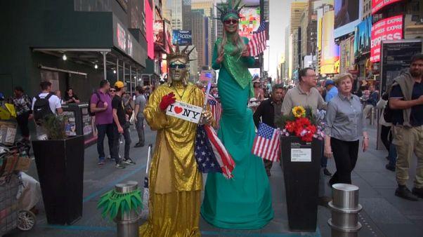 Franzosen in New York hoffen auf Diplomatie und Dialog mit den USA