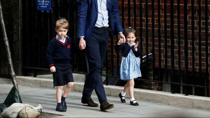 Megszületett a brit hercegi pár harmadik gyereke