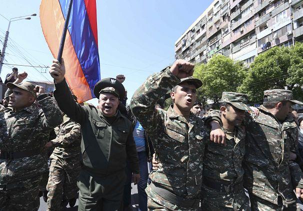 REUTERS/Vahram Baghdasaryan/Photolure