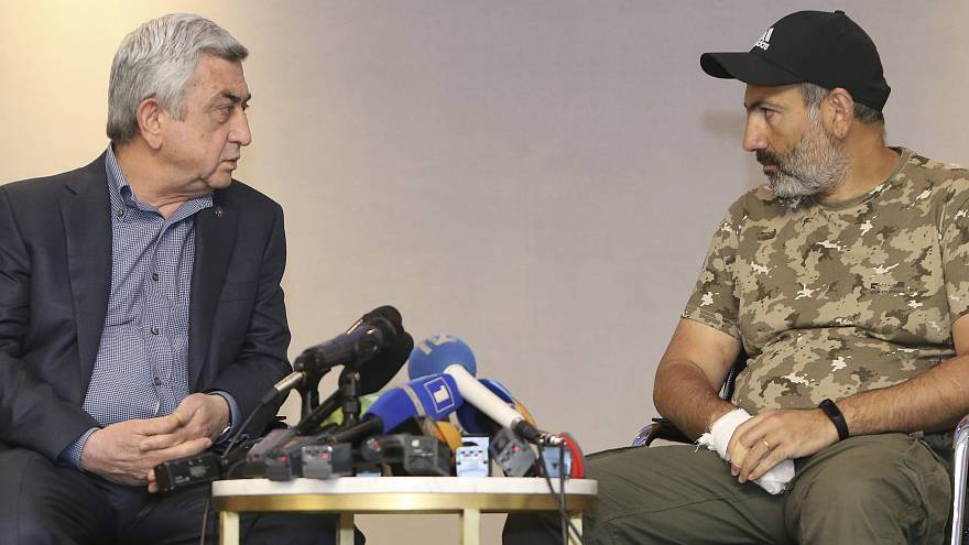 'I got it wrong': Armenia prime minister to resign