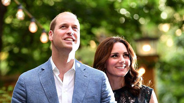 Kate, l'épouse du prince William, a donné naissance à un garçon