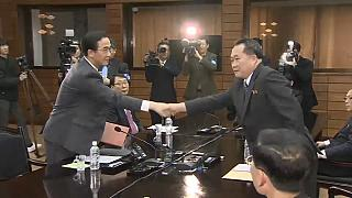 Сеул отключил громкоговорители