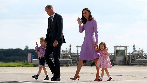 سومین فرزند شاهزاده ویلیام و ششمین نتیجه ملکه بریتانیا متولد شد