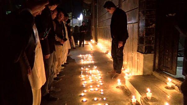 В Кабуле почтили память жертв теракта