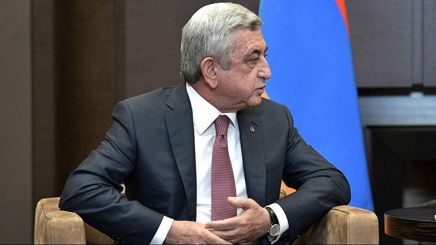نخستوزیر-ارمنستان-استعفا-کرد