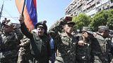 Αρμενία: Ο Σερζ Σαρκισιάν δήλωσε πως θα παραιτηθεί υπό το βάρος των διαδηλώσεων