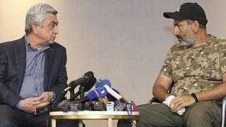 Αρμενία: Παραιτείται ο πρωθυπουργός Σερζ Σαρκισιάν
