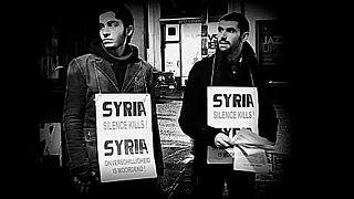 Torturado por el régimen sirio