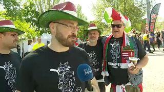 A legpozitívabb magyar szurkolók