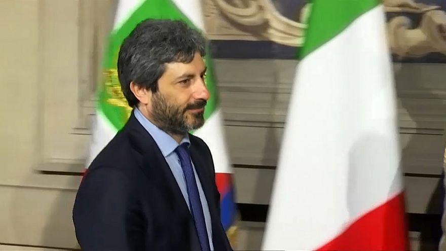Consultazioni: Mattarella dà il mandato a Fico