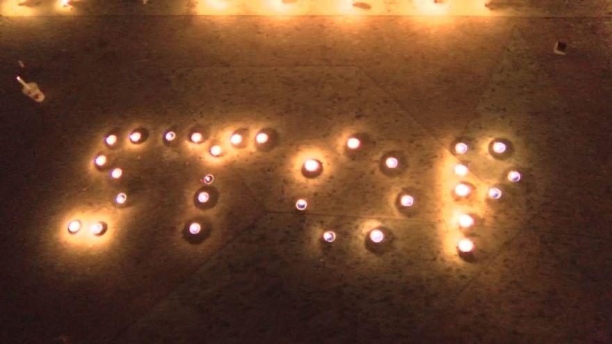 مظاهرة للتنديد بالاعتداءات المسلحة بكابول