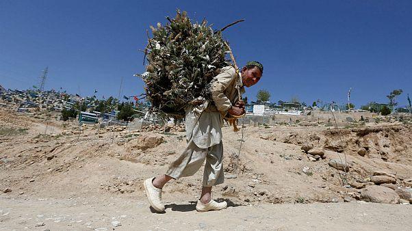 هشدار جدی خشکسالی در افغانستان جنگزده