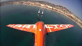 American pilot Goulian tops qualifying in Cannes