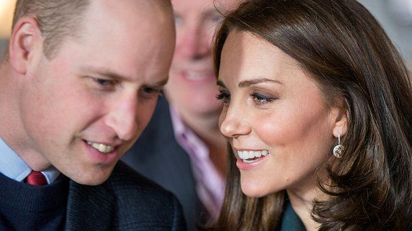 Το τρίτο τους παιδί απέκτησαν ο πρίγκιπας Ουίλιαμ και η Κέιτ Μίντλετον