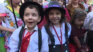 Kindertag in der Türkei
