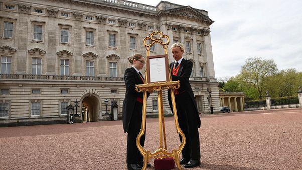 İngiliz Kraliyet Ailesi'ne yeni prens