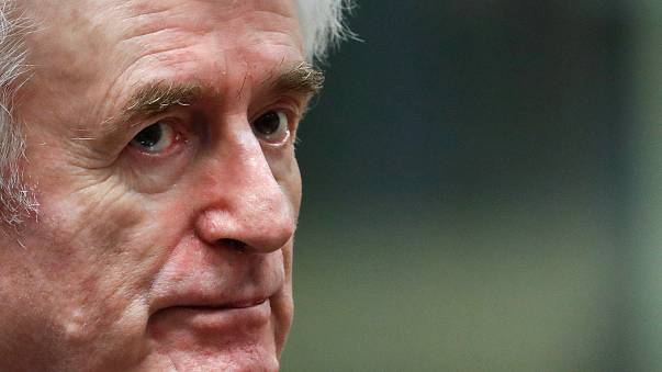 Ouverture du procès en appel de Radovan Karadzic