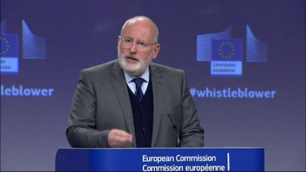 """EU-Kommission will """"Whistleblower"""" schützen"""