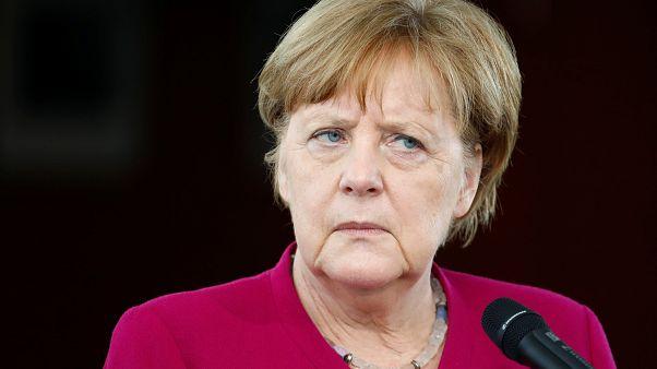 ФРГ сталкивается с новой волной антисемитизма - Меркель