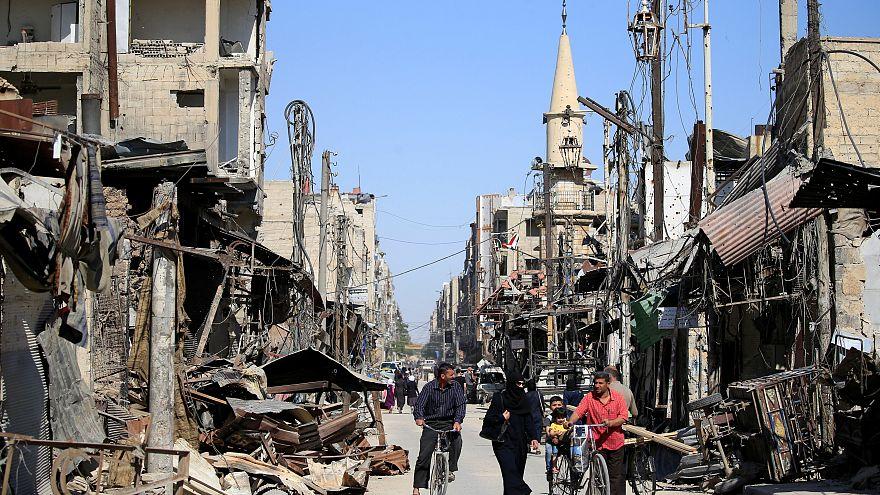 Une conférence internationale pour aider la Syrie