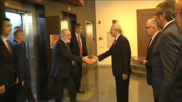 Ellenzéki egyeztetések Törökországban