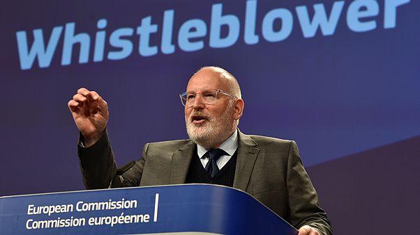 EU will Whistleblower besser schützen