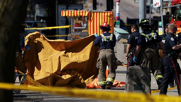 Tízen meghaltak a kanadai gázolásos merényletben