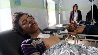 Αεροπορική επίθεση σε γαμήλιο γλέντι - 20 νεκροί και δεκάδες τραυματίες
