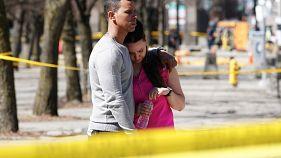 Entsetzen über Amokfahrt in Toronto: 9 Tote, 16 Verletzte