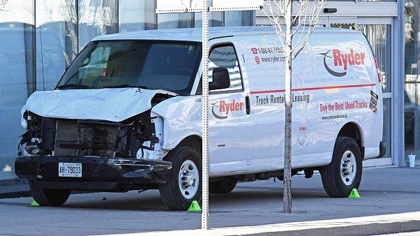 Autoridades identificam suspeito de ataque em Toronto