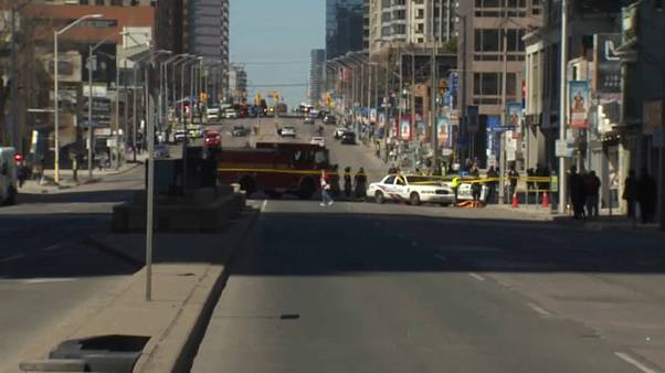 Инцидент в Торонто: 10 погибших, 15 раненых