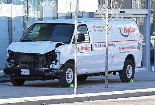 Τορόντο: Όχημα παρέσυρε πεζούς - 10 νεκροί και 15 τραυματίες