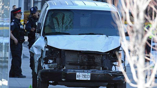 همه آنچه تاکنون از حمله با خودرو در تورنتو میدانیم