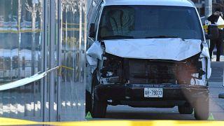 Επίθεση με φορτηγάκι στο Τορόντο: Τι γνωρίζουμε μέχρι στιγμής