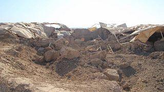 قصر زمري ليم - مملكة ماري إحدى المواقع الاثرية السورية