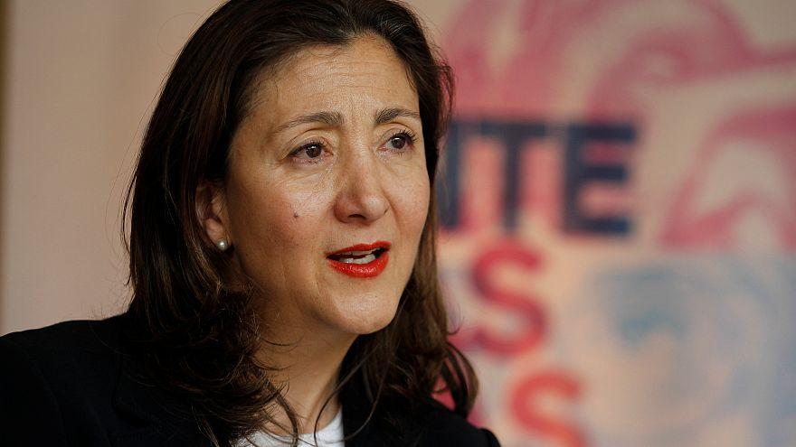 """Ingrid Bétancourt : """"préserver la paix en Colombie"""""""