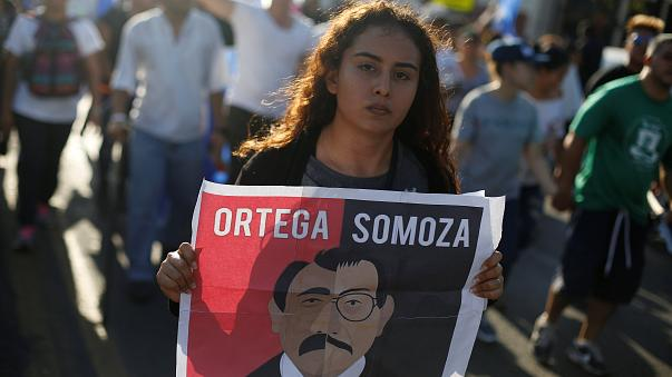 Los nicaragüenses expresan su hartazgo contra Daniel Ortega