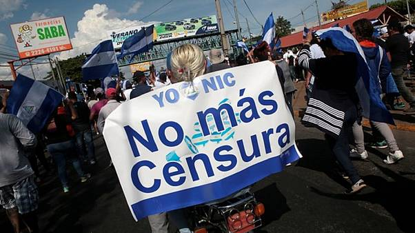 Νικαράγουα: Ταραχώδεις διαδηλώσεις με αίτημα την παραίτηση Ορτέγκα
